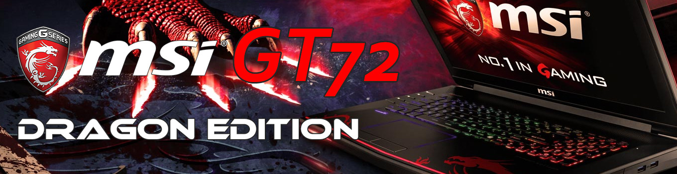 Test laptopa MSI GT72S 6QF