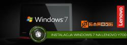 Jak zainstalować Windows 7 na Lenovo Y700