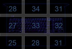 ASUS G752 zGTX 980M_Temperatury spoczynek - pulpit