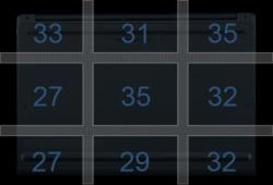 ASUS G752 zGTX 980M_Temperatury spoczynek - spód