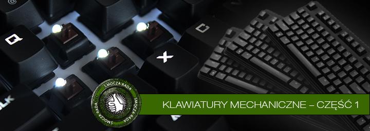 klawiatury mechaniczne -cz1
